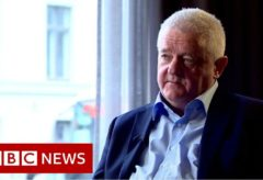 Jailed spy's relief at going home for Christmas – BBC News