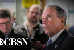 Looking back at Michael Bloomberg's record as New York City mayor