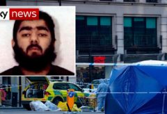 Questions raised over London attacker's rehab programme