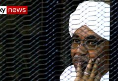 Sudan's ex-President convicted of corruption and money laundering