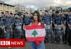 What's behind the wave of Middle East protests? – BBC News