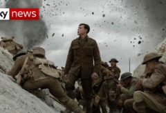 1917: The making of the war epic