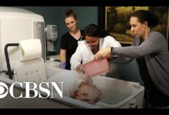 Hospice patient's dying wish of being baptized granted by hospital