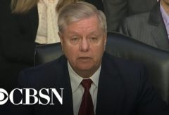 IG report hearing part 1: Lindsey Graham's opening statement