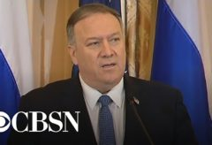 Pompeo says Trump administration will always protect integrity of U.S. elections