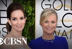 Tina Fey and Amy Poehler to host Golden Globes in 2021