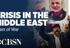 Watch Live   Crisis in the Middle East: Fears of War
