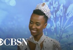 Zozibini Tunzi makes history as one of five black women concurrently crowned in top beauty pagean…