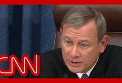 Chief Justice John Roberts reveals what he would've done with tie vote