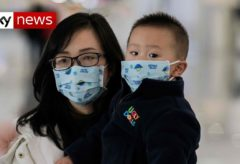 China issues travel warning as virus deaths surge