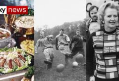Fashion, food and football: how the EU changed the UK