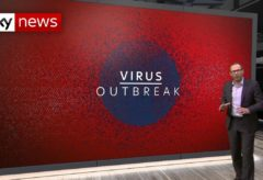 Coronavirus: How peak of cases could be cut by 'social distancing'