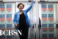 """Elizabeth Warren drops out of the race but says she will """"stay in the fight"""""""