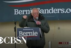 New Hampshire voters cast ballots in nation's first primary