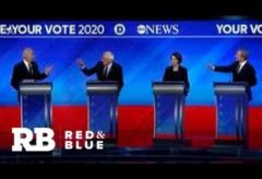 Democrats debate in New Hampshire for last time before primary