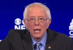 Bernie Sanders responds to Mike Bloomberg's dig about Russia