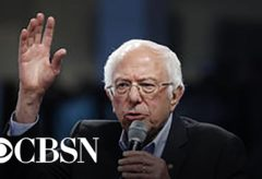 Bernie Sanders turns attention to Super Tuesday