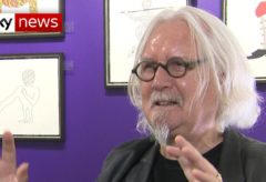 Billy Connolly: 'I'm finished with stand-up'