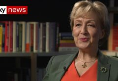 Exclusive: Andrea Leadsom talks John Bercow and sacking