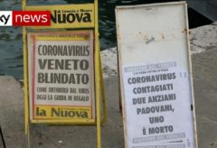 Italy hunts coronavirus superspreader