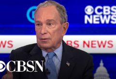 Bloomberg campaign surrogate on his debate performance