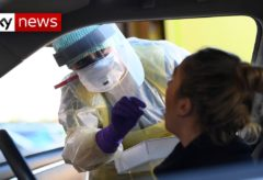 Britain hit by surge in coronavirus cases