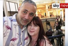 Coronavirus: 'My critically-ill wife was saved by proning'