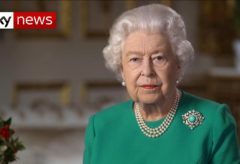 Coronavirus: Queen tells the nation 'We'll meet again'