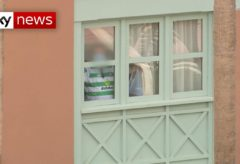 Coronavirus: Some Britons allowed to leave Tenerife hotel