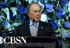 Democratic presidential candidates ramp up attacks against Bloomberg ahead of Nevada caucus