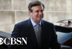 Former Trump campaign chairman Paul Manafort transferred to home confinement