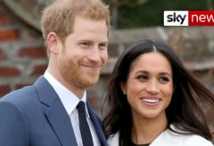 Harry and Meghan lose Buckingham Palace office