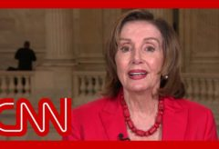 Nancy Pelosi tells House Dems to 'recognize the good' in stimulus bill