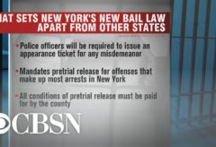 New York Democrats divided over new bail reform law