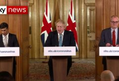 PM and Chancellor vow to do 'whatever it takes'