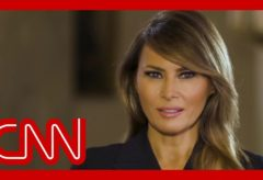 See Melania Trump's message to students amid pandemic