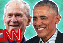 Trump could learn about leadership from Obama and Bush