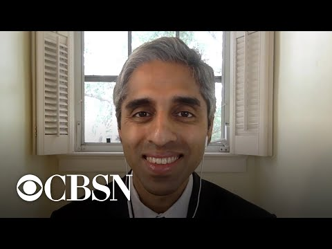 Former U.S. Surgeon General Vivek Murthy on the power of human connection in a crisis
