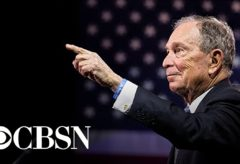 Bloomberg's trial by fire at Las Vegas debate