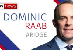 Coronavirus: Raab refuses to be drawn on lifting the lockdown