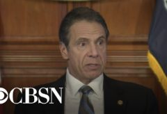 Cuomo responds to Trump's suggestion that NYC inflated coronavirus death toll