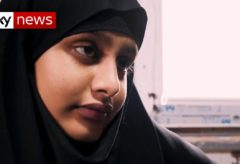 Decision to revoke Shamima Begum's citizenship 'was lawful'