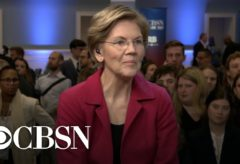 "Elizabeth Warren ""feels good"" about Democratic debate performance in South Carolina"