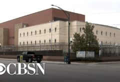 Hundreds of inmates released from Chicago's Cook County Jail as coronavirus spreads