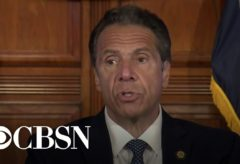 New York Governor Cuomo on where new coronavirus cases are coming from