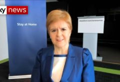 Sturgeon: 'I need to make the right judgements for Scotland'