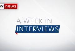 The best Sky News interviews of the week