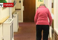 Who is to blame for the deaths in care homes?