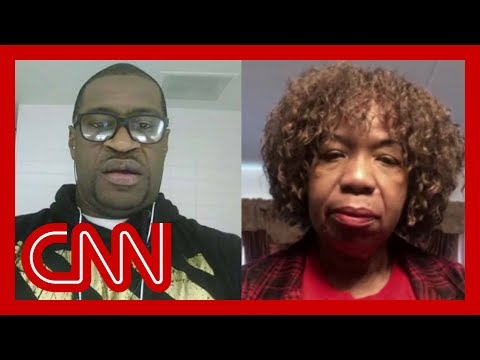 Eric Garner's mother reacts to George Floyd's death