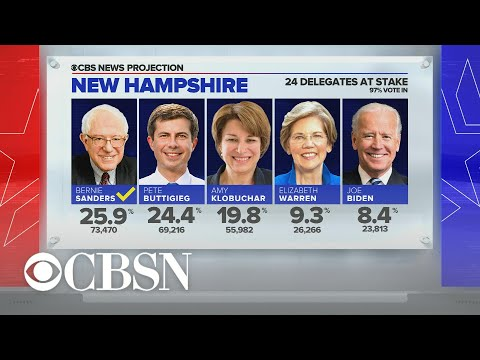 How will Bernie Sanders maintain momentum after New Hampshire?
